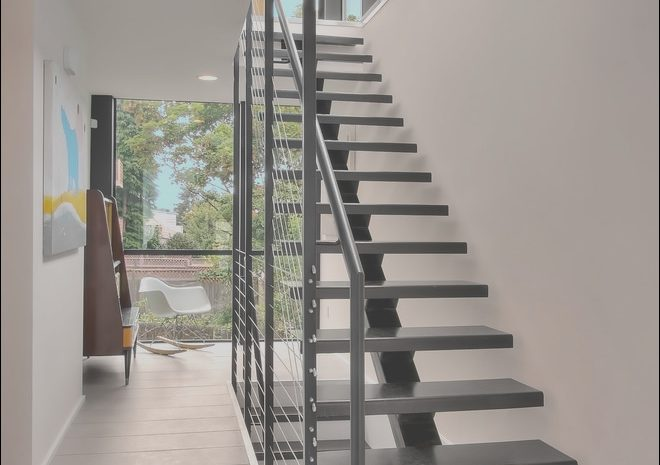 15 Quirky Stairs Metal Design Images