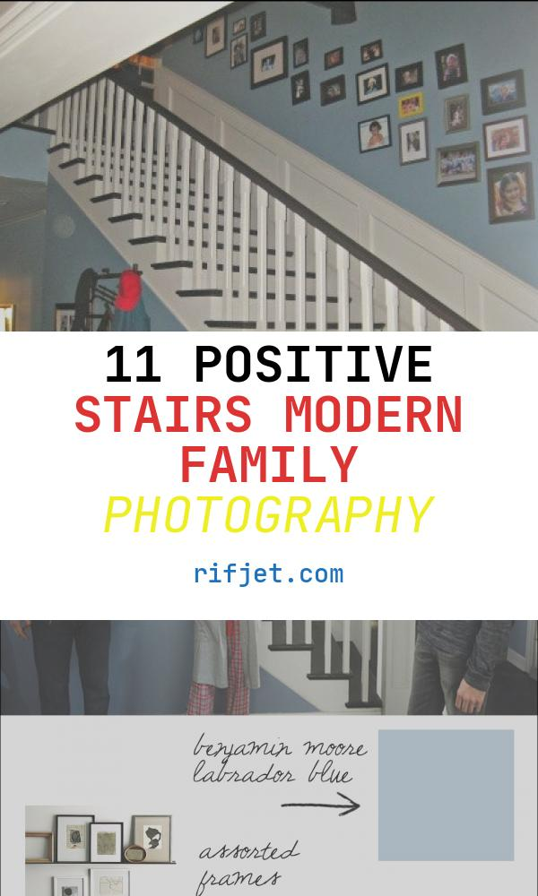 11 Positive Stairs Modern Family Photography