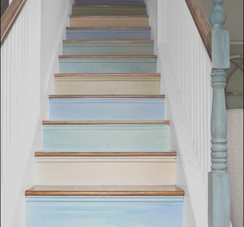 13 Qualified Stairs Painting Design Ideas Photography