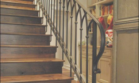 Stairs Railing Design Ideas Awesome Stair Railing Traditional Staircase Phoenix by
