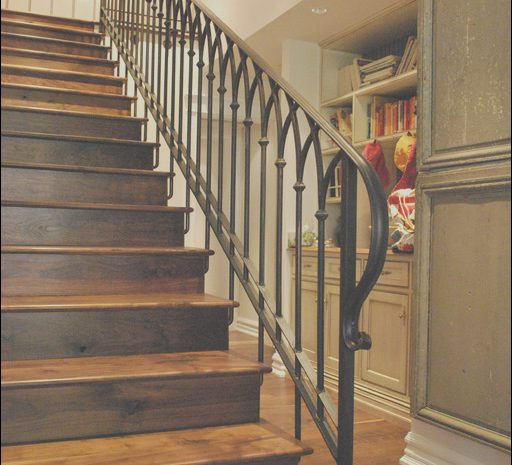 13 attractive Stairs Railing Design Ideas Images
