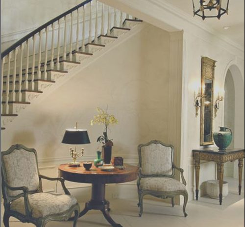 12 Appealing Stairs Side Decoration Stock