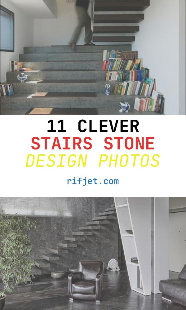 Stairs Stone Design Luxury 20 Beautiful Modern Staircases Design Milk