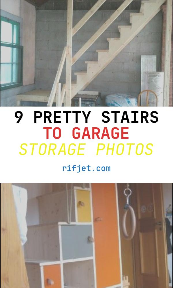 Stairs to Garage Storage Luxury 1000 Images About attic Craft Room On Pinterest
