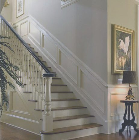 8 Decent Stairs Trim Ideas Photos