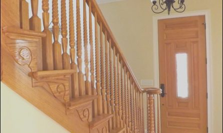 Stairs Victorian House Beautiful Queen Anne Victorian Home Traditional Staircase