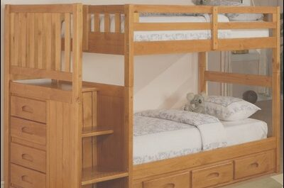 Stairs Wayfair Furniture Awesome Weston Twin Over Twin Bunk Bed with Stairs and Storage