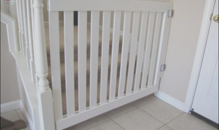 Stairs Wooden Baby Gate New White Wooden Baby Gates Stairs Ideas