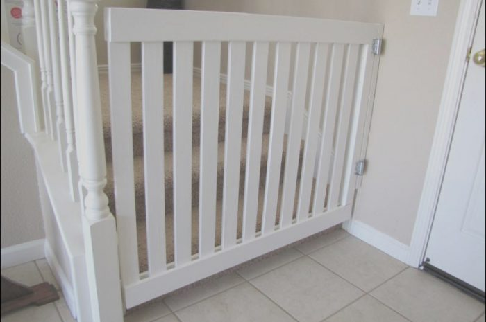 13 Nice Stairs Wooden Baby Gate Photos