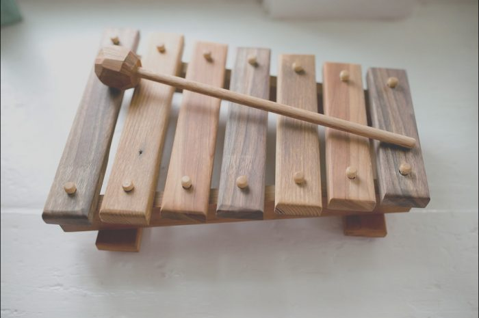 13 Ideal Stairs Wooden Xylophone Image
