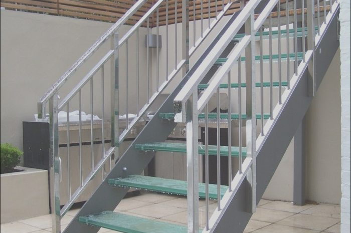 13 Appealing Steel Stairs Decor Stock