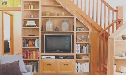 Tv Under Stairs Ideas Fresh 16 Creative Under Stairs Remodelling Ideas Small House Decor