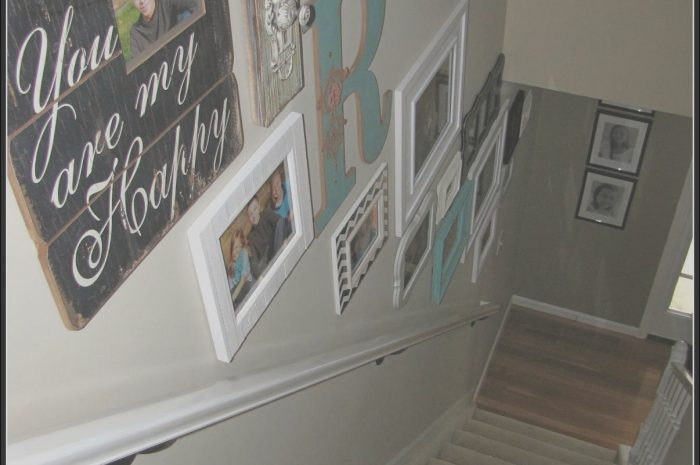 10 Fancy Up the Stairs Wall Decor Photography