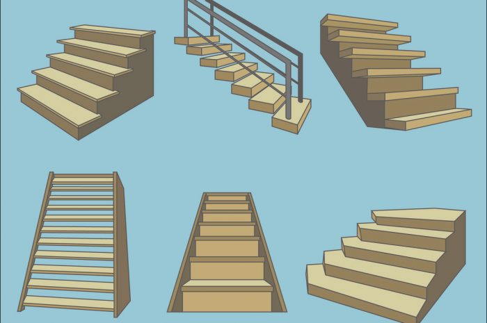 8 Genuine Vector Design Stairs Photography