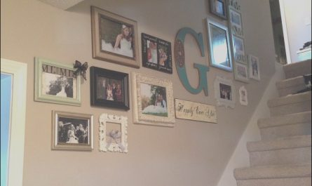 Wall Decor Going Up Stairs Best Of Picture Wall Going Up the Stairs