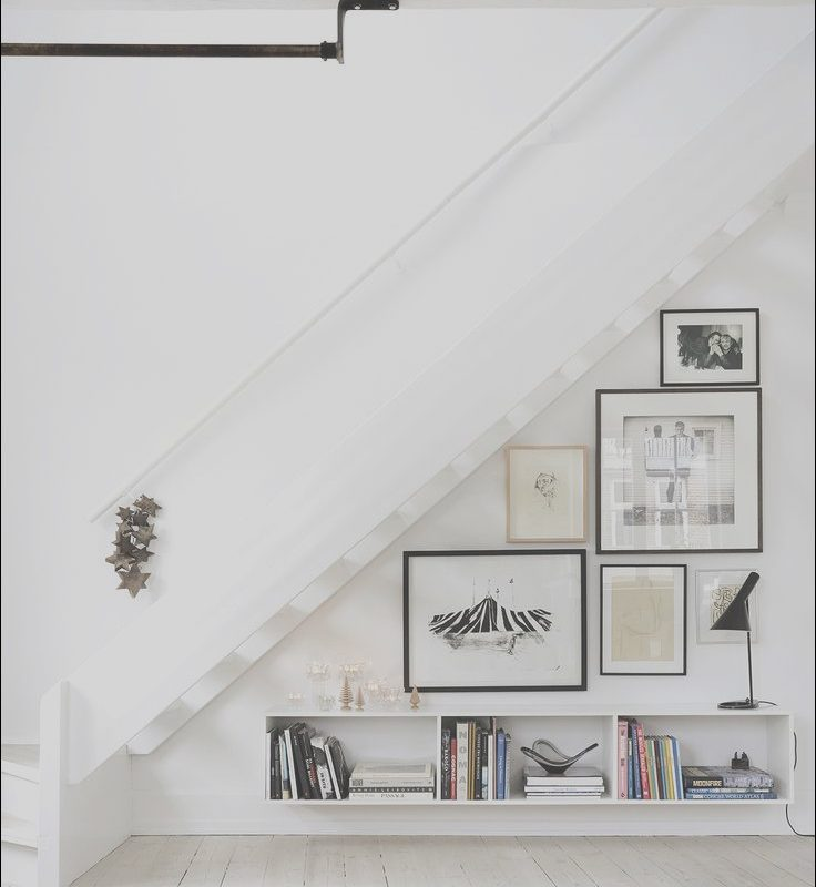 Wall Decor Under Stairs Beautiful that Space Under the Stairs