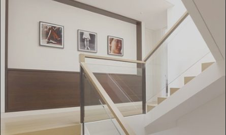 Wall Stairs Design Awesome How to Maximize A Staircase Wall