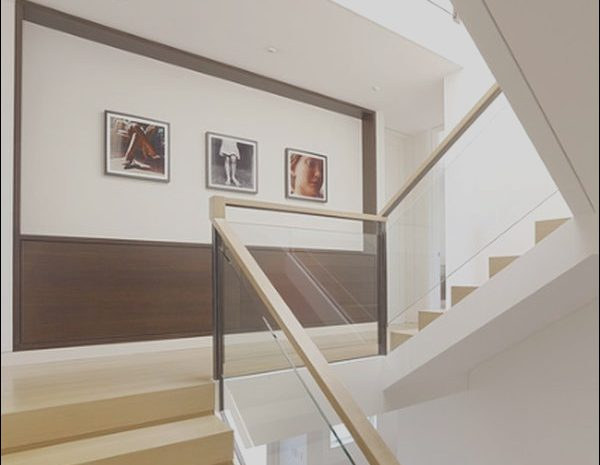 12 Wondeful Wall Stairs Design Collection