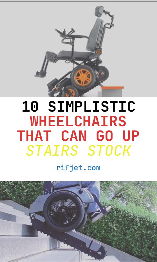 10 Simplistic Wheelchairs that Can Go Up Stairs Stock