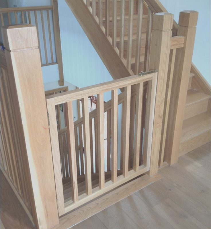 Wooden Gate for Stairs Elegant 14 Best Wooden Gates Images On Pinterest