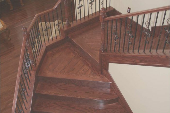 15 New Wooden Stairs and Landings Collection