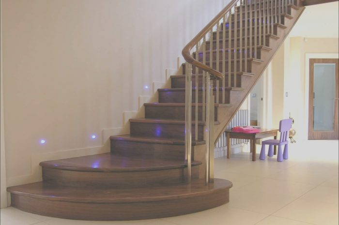 15 Glamorous Wooden Stairs Design Images Photography
