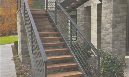 Wooden Stairs Exterior New Finelli Architectural Iron and Stairs Custom Handmade