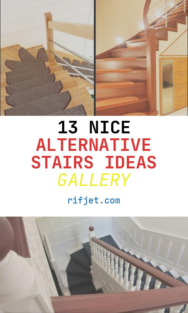 Alternative Stairs Ideas Awesome 7 Alternatives to Carpets On Stairs that are Really