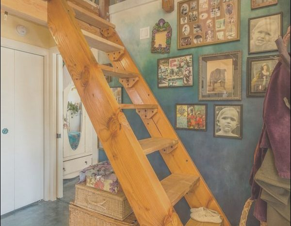 10 Delightful attic Stairs Design Gallery