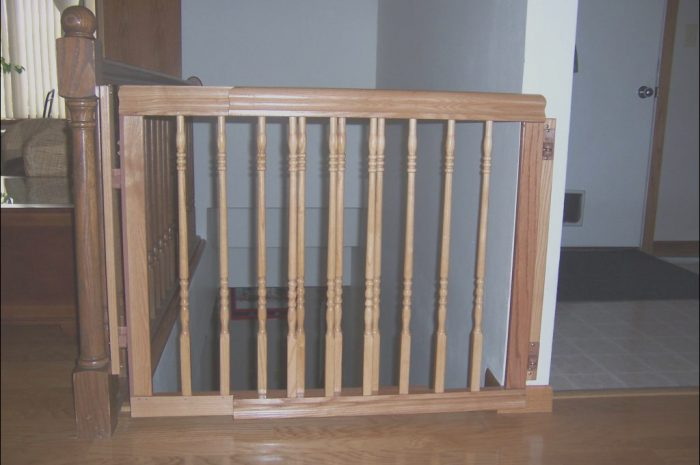 15 ordinary Baby Gates for Stairs Wooden Gallery