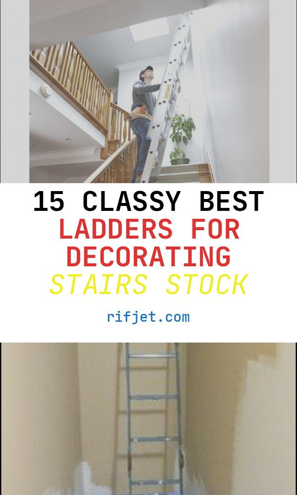 Best Ladders for Decorating Stairs Unique Ladders for Decorating Hallway and Stairs
