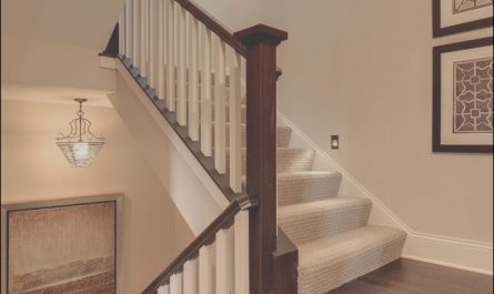 Carpet Stairs Wooden Landing Inspirational Carpet Stairs Installation and Types – Yonohomedesign