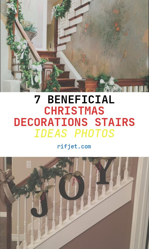 Christmas Decorations Stairs Ideas Lovely 30 Amazing Stairs Decoration Ideas for Christmas