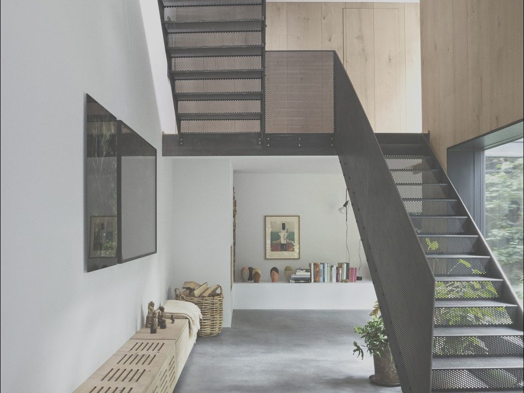 Contemporary Home Stairs Awesome 7 Of 12 In An Old Factory In Copenhagen is now A