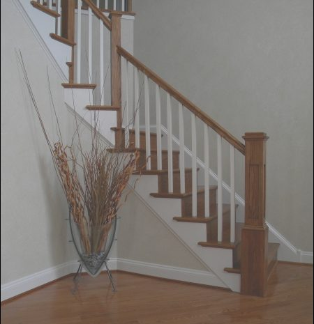8 Simplistic Contemporary Oak Stairs Stock