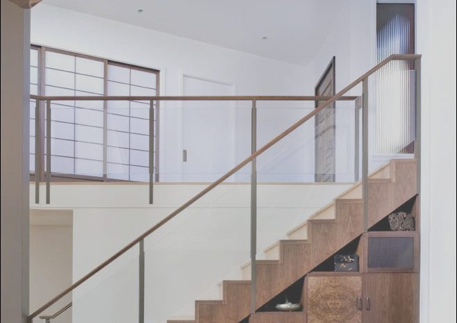 11 Incredible Contemporary Under Stairs Storage Photos