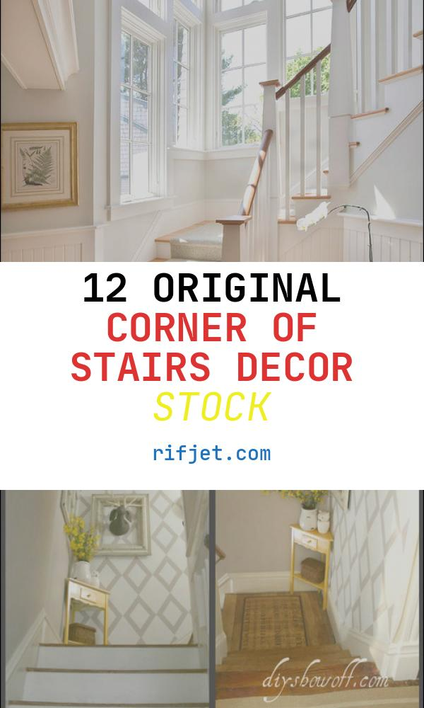 Corner Of Stairs Decor Elegant Corner Stair Home Design Ideas Remodel and Decor