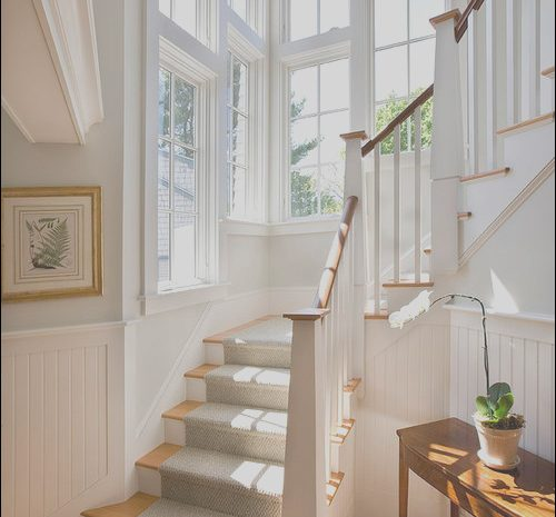 10 Magnificent Corner Stairs Decor Image