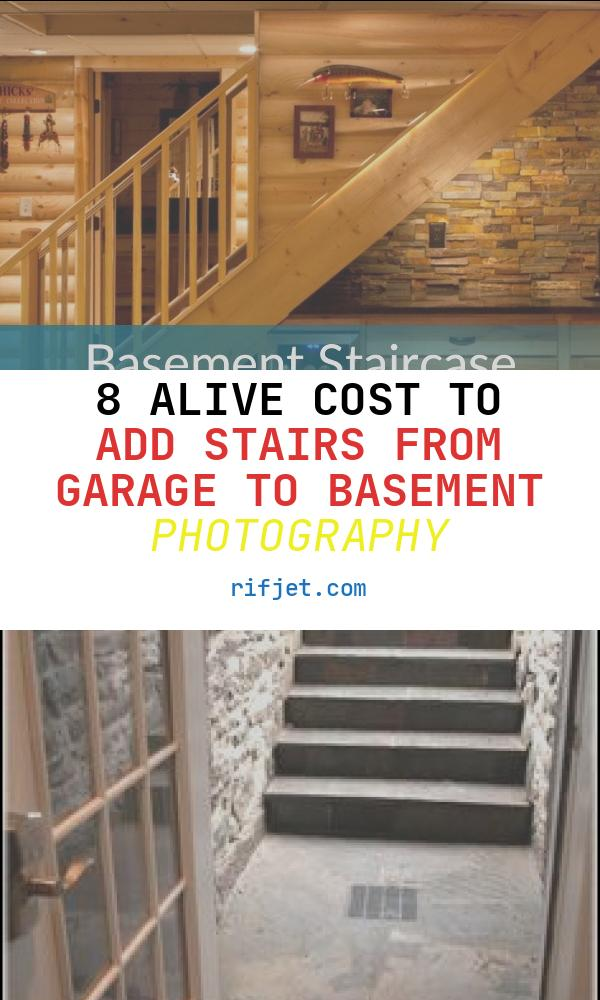 Cost to Add Stairs From Garage to Basement Beautiful Basement Staircase Installation Costs Updated & Prices In 2017
