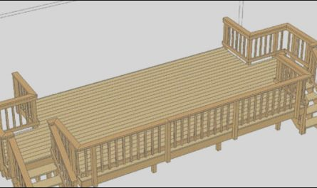Decks with Two Sets Of Stairs Unique 20 X 12 Deck W Two Stairs You Could Alter This One A