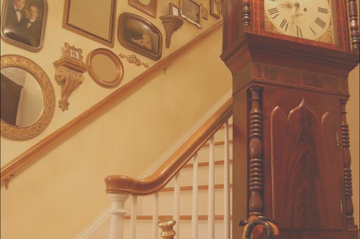 13 Charming Decor for Stairs Wall Images