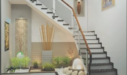 Decor Ideas Under Stairs New Under the Stairs Decoration Ideas with Plants 1001