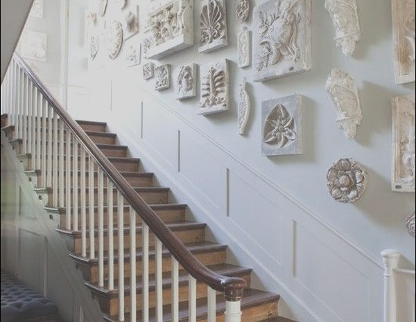 10 Unique Decorate Stairs Hallway Gallery