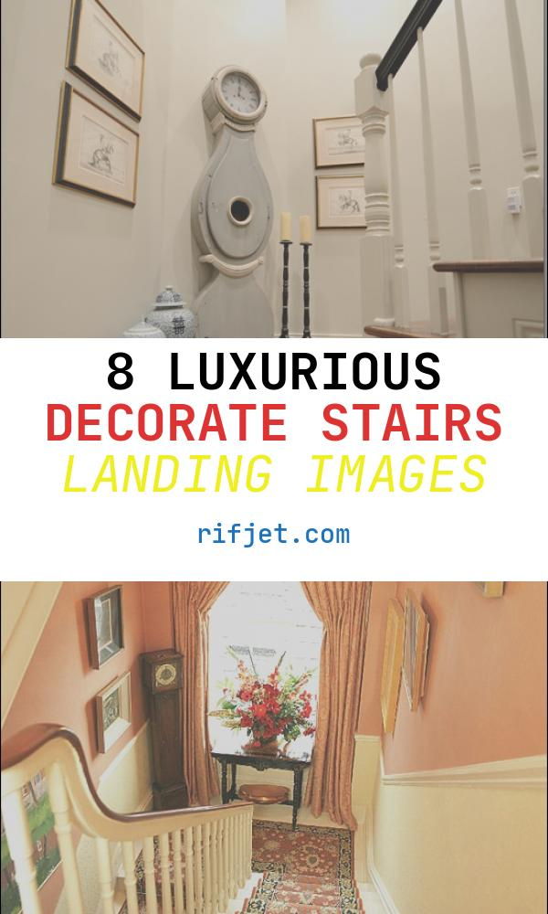 Decorate Stairs Landing Inspirational Hall Stairs and Landing Decorating Ideas Finishing touch