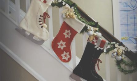 Decorate Your Stairs for Christmas Lovely 30 Beautiful Christmas Decorations that Turn Your