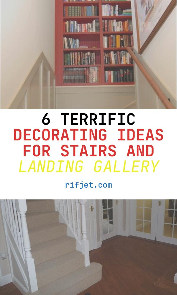 Decorating Ideas for Stairs and Landing Unique 10 Staircase Landings Featuring Creative Use Of Space