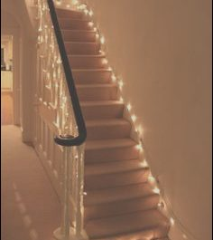 Decorating Stairs with Fairy Lights Unique the 296 Best Bedroom Fairy Lights Inspiration Images On