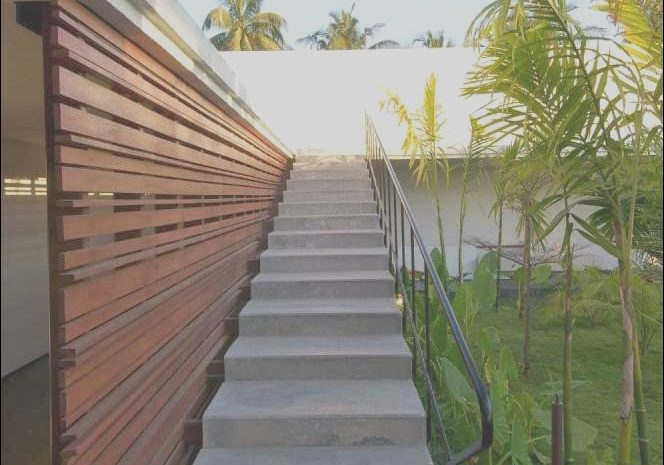 13 Liveable Exterior Stairs Modern Designs Photos