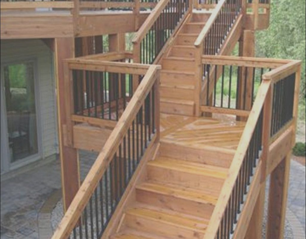 External Stairs Wooden Best Of Contemporary Exterior Railings Aluminum Flat Bar Deck