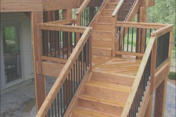 15 Newest External Stairs Wooden Images